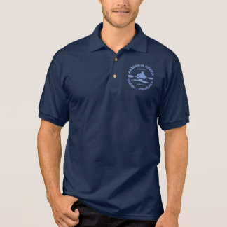 Zambezi River Polo Shirt