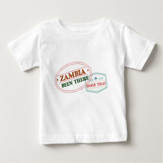 Zambia Been There Done That Baby T-Shirt
