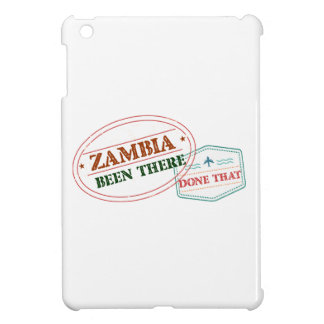 Zambia Been There Done That iPad Mini Cases