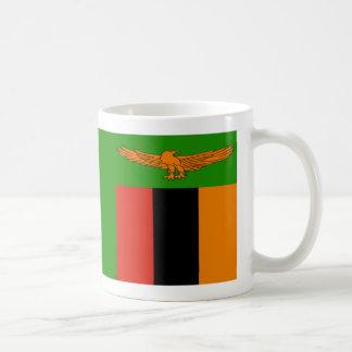 Zambia Flag Coffee Mug