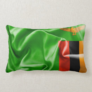 Zambia Flag Cushion
