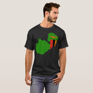 Zambia Nation T-Shirt