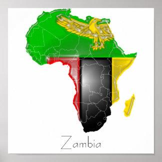 Zambia Poster