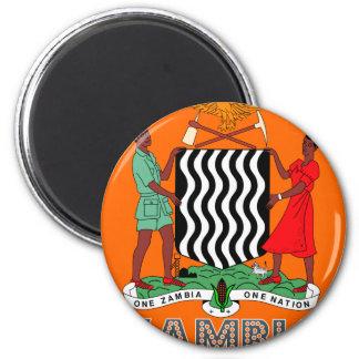 Zambian Emblem Magnet