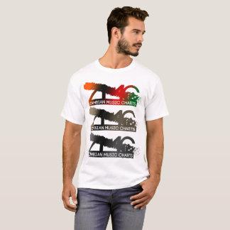 Zambian Music Charts T-Shirt