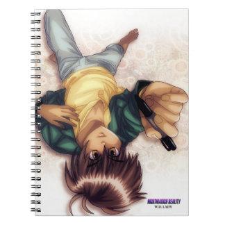 Zander Notebook (From Nightmarish Reality)