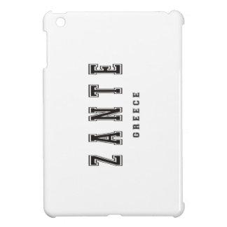 Zante Greece Cover For The iPad Mini