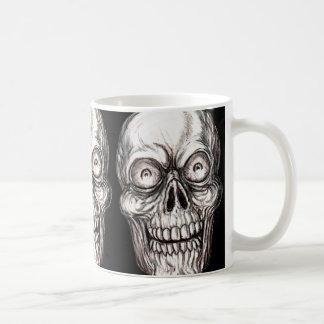 ZANY SKELETON COFFEE MUGS