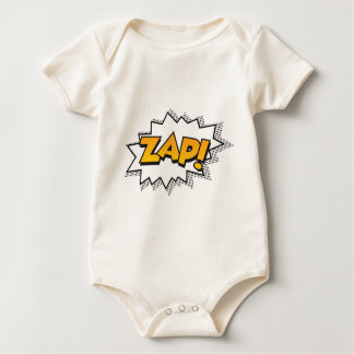 zap baby bodysuit