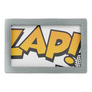 zap belt buckle