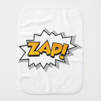 zap burp cloth