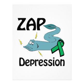 ZAP Depression 21.5 Cm X 28 Cm Flyer