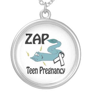 ZAP Teen Pregnancy Custom Jewelry