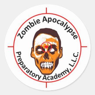 ZAPA Products Round Sticker