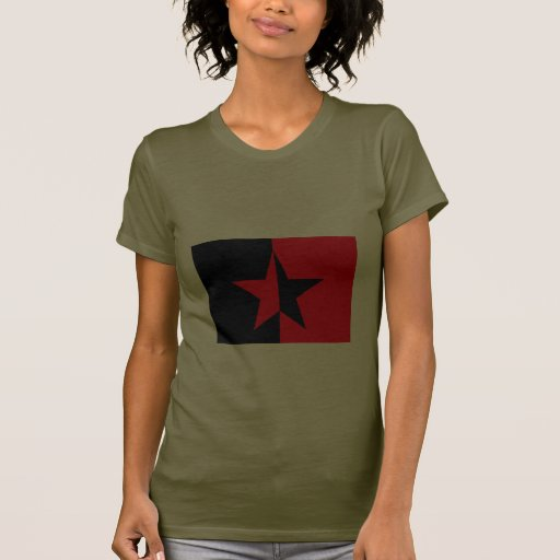 Zapatista of Mexico Design-  Women's Army Green Tshirts