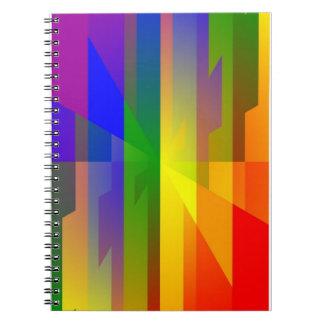 Zapped Notebook