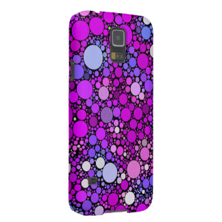 Zappy Bubbles,pink Galaxy S5 Covers