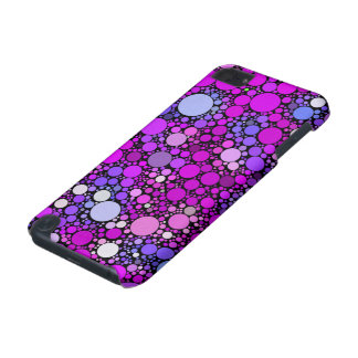Zappy Bubbles,pink iPod Touch 5G Cases