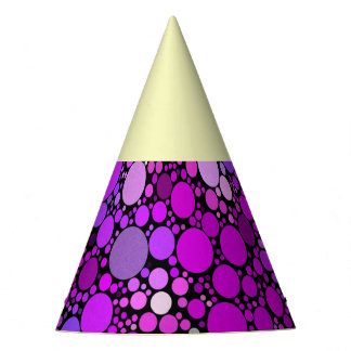Zappy Bubbles,pink Party Hat
