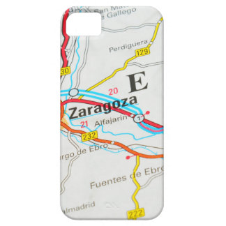 Zaragoza, Aragon , Spain Case For The iPhone 5