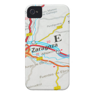 Zaragoza, Aragon , Spain iPhone 4 Case-Mate Cases