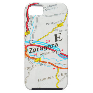 Zaragoza, Aragon , Spain iPhone 5 Covers