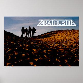 Zarathustra Band Poster