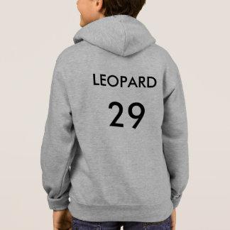 Zayce Leopard Hoodie