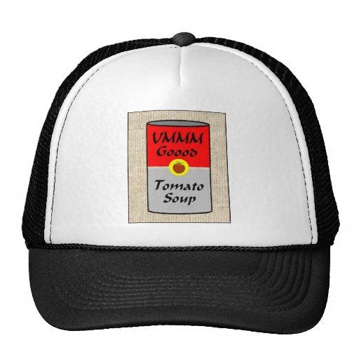 ZAZ422 Tomato Soup Hats