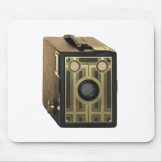 ZAZ425 Box Camera Mouse Pad