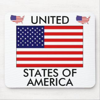 zaz-USA / FLAG Mouse Pad