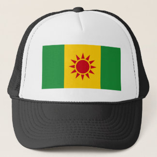 Zazas Flag Trucker Hat