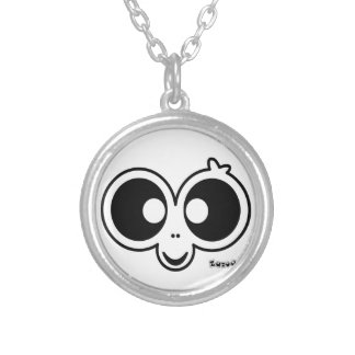 Zazoo Silver Plated Necklace