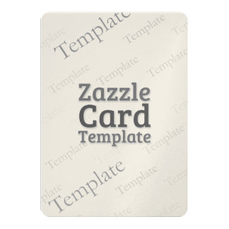 Zazzle Card Custom Template Champagne Invitation