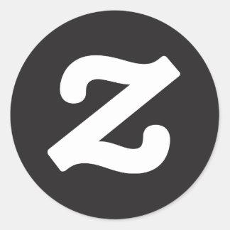 Zazzle CircleZ Round Sticker