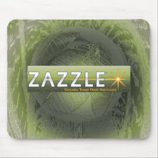 Zazzle Create Your Own Success Mouse Pad