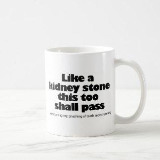 ZAZZLE Kidney stone.jpg Basic White Mug
