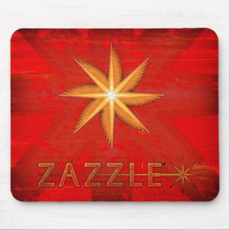 Zazzle Logo 2D Remix Mouse Pad