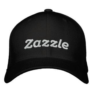"""Zazzle Logo 4"""" Embroidered Cap"""
