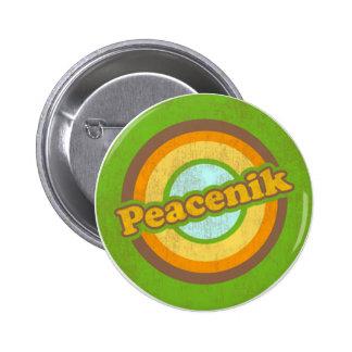 zazzle_peacenik_button copy 6 cm round badge