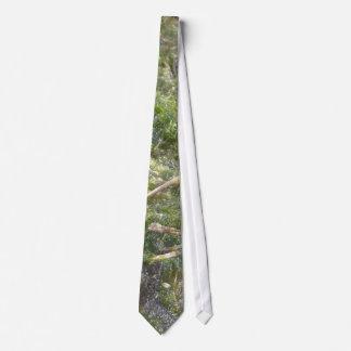 Zazzle Pond Slime Men's Necktie