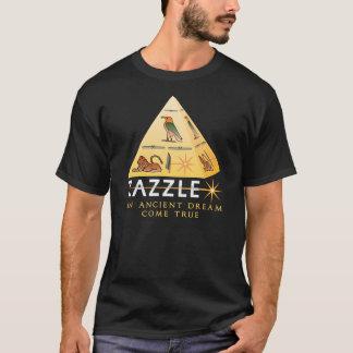 Zazzle Pyramid T-Shirt