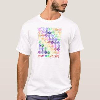 Zazzle Rainbow Cascade T-Shirt