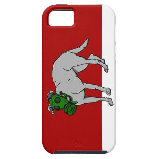 zazzle red and white backgrond iPhone 5 cases