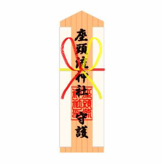 Zazzle shrine ofuda acrylic cut out