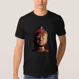 Zazzle t shirt, bronze buddha t shirts