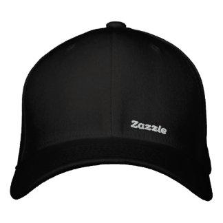 "Zazzle Text Logo 1.5"" Embroidered Baseball Cap"