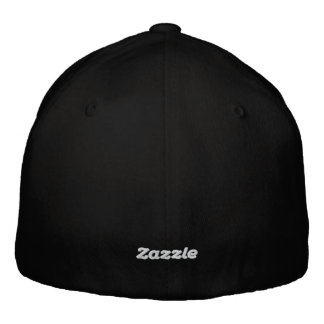 """Zazzle Text Logo 1.5"""" Embroidered Hat"""