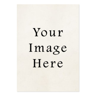 Zazzle Top 100 Vintage Paper Blank Template Business Card Template