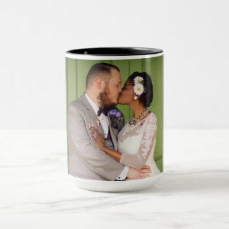 Zazzle wedding style mug